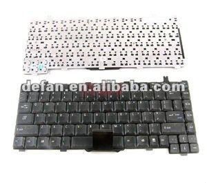 New Laptop keyboards Laptop parts for ASUS L1400, L2000E, M2, M2400, M2400E