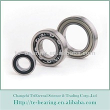 China brands sealed deep groove ball bearing 6300-2RS