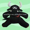 grânulos de enchimento de vaca forma animal brinquedos