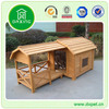 FIR Wood Dog Cage With Bitumen Roof DXDH006