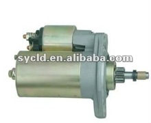 starter motor QDY1222A for VW