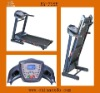Weight Lifting walking machine Mp3 Foldable Home Treadmill sale folding home gym walking machine price EX-705B