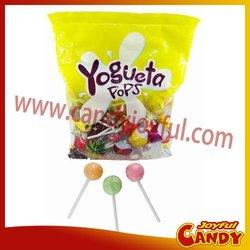 Fruit hard lollipop