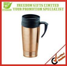 Logo Customized 400ml Stainless Steel Travel Mug