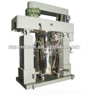 vacuum dissolver mixer