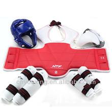 High Quality Taekwondo Protectors,taekwondo training equipment WTF approved