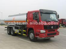 HOWO 6x4 OIL/FUEL/DIESEL Tanker Truck