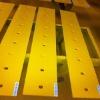 heavy equipment spare parts edge cutting machine 16Y-80-00019