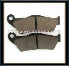 motorcycle brake pad of FA181 ,PULSAR ,India model