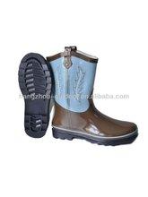 Kids Cowboy Rubber Boots