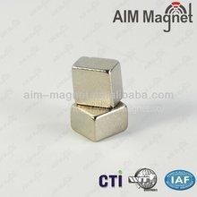 Sintered block shaped N35 China magnet motor free energy