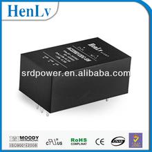 ac dc power supply dual output 6W 220v input 15v output