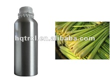 Pure Natural Lemongrass Fragrance Oil from Cymbopogon citratus