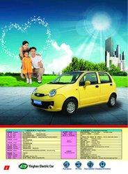 electric automobile eOne-02 60V/4KW L7e EEC homologated electric sedan,4 seats
