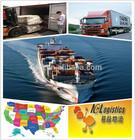 Guangzhou/China to Seattle logistics companies