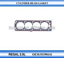 Top engine cylinder head gasekt set for GM Buick Regal 2.0L