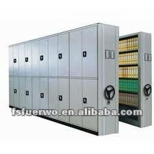 hot sale steel movable compact rack for library,office