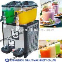 2 Tanks Ice Slush machine 0086-15238616350