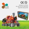 Beima leo toy train & dick toys,plastic toy making machinery from china