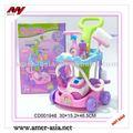 2014 venta caliente juguete set de limpieza, la limpieza de juguete, cleanning juguete herramienta