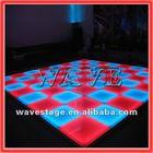 640 pcs leds illuminated dance floor WLK-1-1