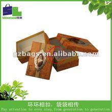 custom designed paper box