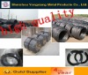 BWG 30 BWG 22 BWG 16 25kg/coil low carbon iron wire high quality black annealed wire