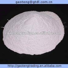 kaolin clay (Fe2O3 0.22%, Al2O3 45.62%,TiO2 0.37%)