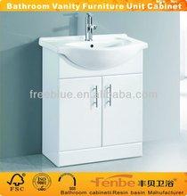 Bathroom Vanity Unit Sink Basin Cabinet Suite Storage