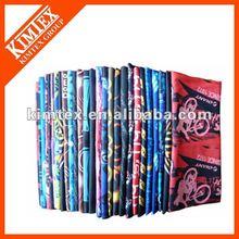 Fashionable seamless multifunctional bandanas
