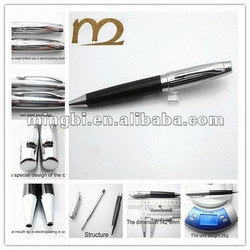 Hot saler high quality metal twist Hotel Pen