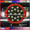 "LED car work lighting 12V 7"" 51W super bright led offroad light"