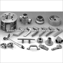 stainless steel investment casting parts/lost wax casting/stainless steel 306 products