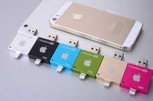 New product 16gb 32 gb iphone 5 usb cable