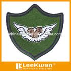 eagle embroidery design patch custom badge school emblem