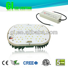 Outdoor LED lighting kits suiltable for various fixtures