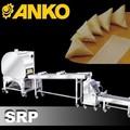 anko escala de mistura fazendo congelamento comercial samosa máquina folha de massa