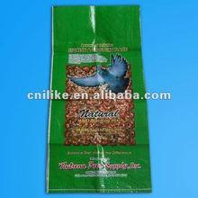 2012 fashion 20kgs pp woven bopp film lamination bag