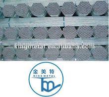 2012 Hot Sale Galvanized Steel Pipe-ex Kingmetal