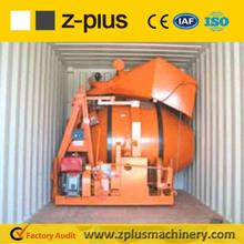 Qualified ensure final product JZR500H diesel concrete mixer machine for sale