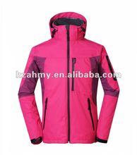 Women's outdoor waterproof and windproof winter jacket