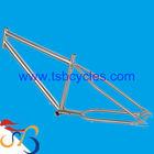 TSB-ZJS0901 High quality titanium beach cruiser bike frames
