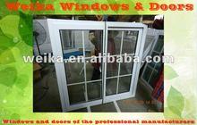 PVC Sliding Windows Europe style windows pvc windows prices