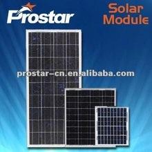 monocrystalline solar panel 283W