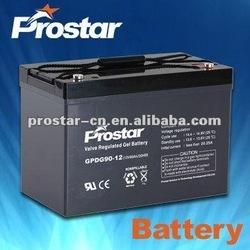 hot selling maintenance free sealed lead acid ups battery 12v 120ah