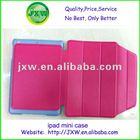 Flip leather design factory for apple ipad mini case