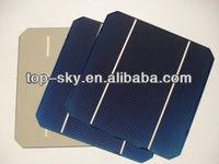 5 inch monocrystalline solar cell