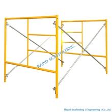 Mason Frame system powder coated scaffolding