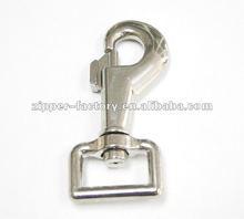 Popular nickel metal dog collar hook
