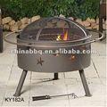 Fuego barbecue pits venta la construcción de un pozo de fuego